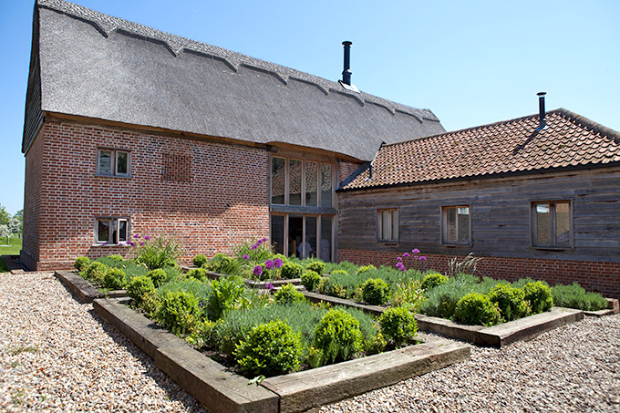 This Grade II Listed Farmhouse Offers 5 Star Wedding Accommodation